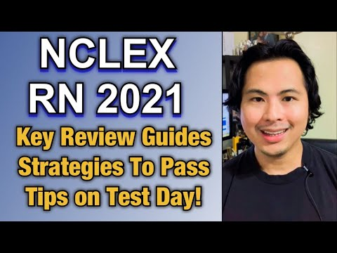 NCLEX RN 2021 HOW I PASSED 10 YEARS AFTER NURSING SCHOOL | TIPS AND STRATEGIES BEFORE & ON TEST DAY