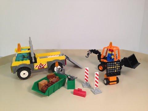 LEGO - 10683 - JUNIORS - LE CAMION DE CHANTIER