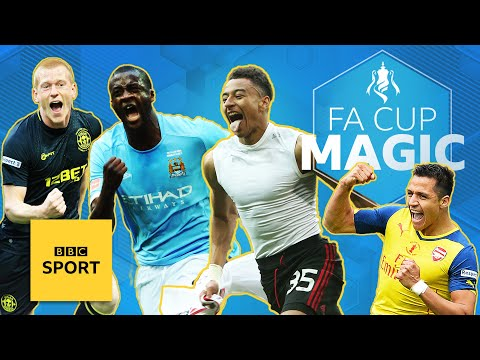 All the finals from the 2010s   FA Cup Magic