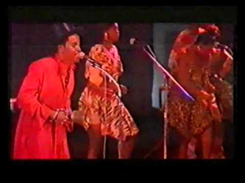 Majek Fashek - Live In Lagos 1991 Part 1