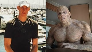 Video Martyn Ford transformation from 17 to 35 years old MP3, 3GP, MP4, WEBM, AVI, FLV Desember 2017