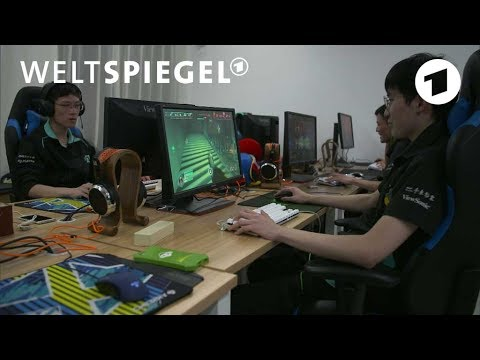 E-Sport: Irres Spektakel vor den Bildschirmen | Weltspiegel