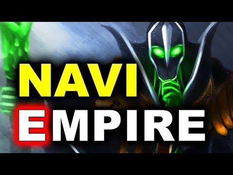 NAVI vs EMPIRE - GRAND FINAL - CIS ESL Birmingham MAJOR DOTA 2
