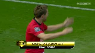 Download Lagu Man United vs Man City 4-3: The Best Derby of All Time   Full HD 1080p Mp3