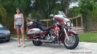 10. New 2014 Harley Davidson CVO Limited Motorcycles for sale - Zephyrhills, FL