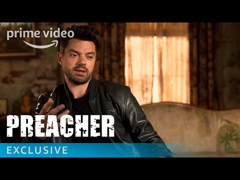 Preacher Season 2 Episode 1 - Behind the Scenes | Prime Video