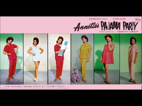 Annette Funicello - Pajama Party [Full Album] 1964
