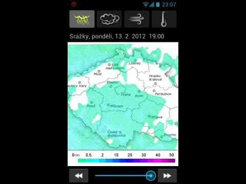 Video of Předpověď počasí - Aladin