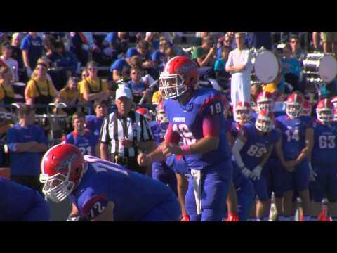 UW-Platteville Football Highlights vs. UW-River Falls