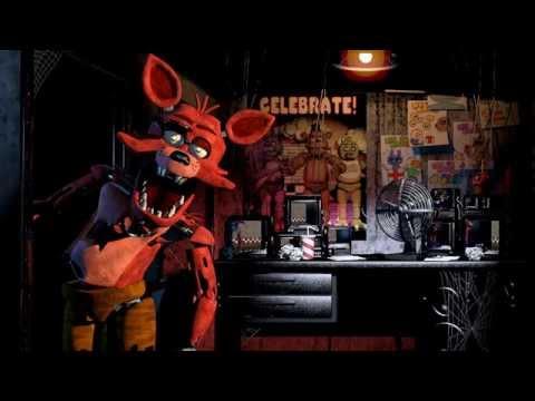 creepypasta - il desiderio di foxy [ITA] (видео)