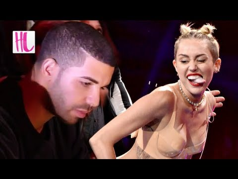 Miley Cyrus VMA Performance Dissed By One Direction, Drake & Rihanna