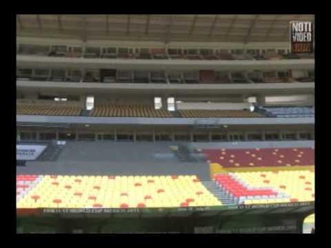 Estadio Morelos para el Mundial Sub-17 de México