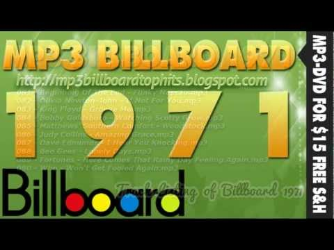 mp3 BILLBOARD 1971 TOP Hits mp3 BILLBOARD 1971