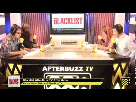 "The Blacklist After Show Season 1 Episode 10 ""Anslo Garrick -- Part 2"" | AfterBuzz TV"