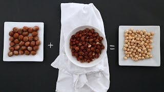 The Fastest and Easiest Way to Remove Skin From Hazelnuts- Kitchen Conundrums with Thomas Joseph by Everyday Food