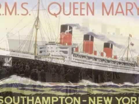 rms songs - Baujahr: 1934 Tonnage:80.700 Tons Länge: 310 Meter Breite: 36 Meter Leistung: 200.000 Ps Geschwindigkeit: 33 Kn Passagiere: 2200 Passagiere Besatzung: 1000 M...
