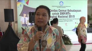 Lomba Cerdas Cermat Kebudayaan 2015