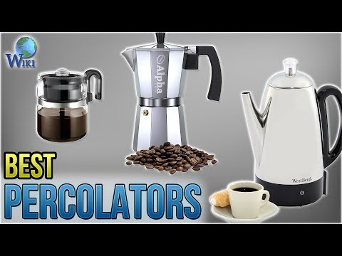 10 Best Percolators 2018