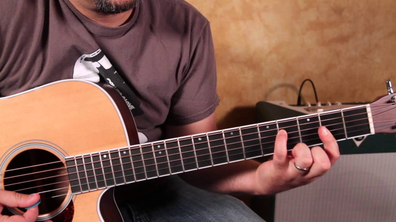 How to Play Harvest Moon by Neil Young  acoustic guitar songs – tutorial