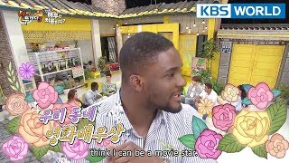 "Video Sam ""People in Ghana think I can be a movie star"" [Happy Together/2018.04.12] MP3, 3GP, MP4, WEBM, AVI, FLV April 2018"