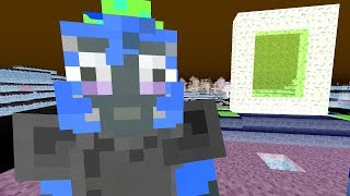 Minecraft PS4 - Embracing Strangeness- Negative Challenge {12}