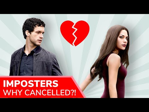 Imposters Season 3 is cancelled. All two seasons are available on Netflix.
