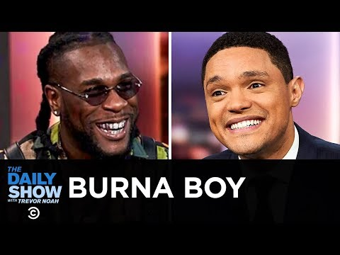 """Burna Boy - Serving Up Afrofusion with """"African Giant""""  