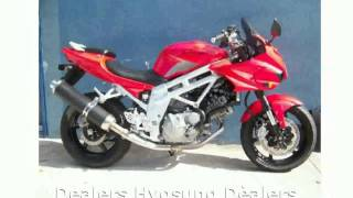 7. 2006 Hyosung GT 650S -  Engine Specs superbike Info Details Transmission Specification