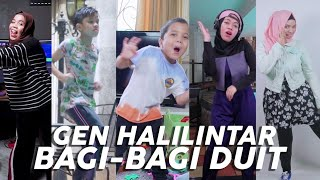 Download Video GEN HALILINTAR BAGI-BAGI DUIT MP3 3GP MP4