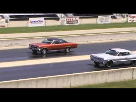 1964 Impala SS vs 1966 Chevelle SS