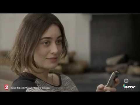 """AMR Concept dans la série France 2 """" Accusé"""""""