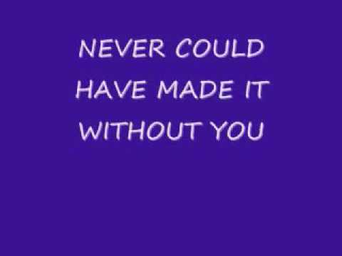 Marvin Sapp - Never would have made it (lyrics)