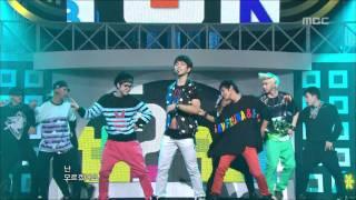 Nonton Mblaq   I Don T Know                               Music Core 20110903 Film Subtitle Indonesia Streaming Movie Download