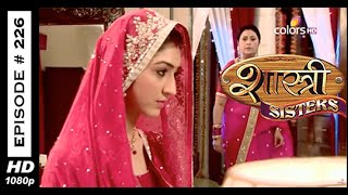 Shastri Sisters - 9th April 2015 - शास्त्री सिस्टर्स - Full Episode (HD)