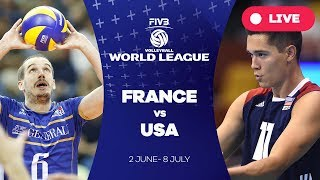 Watch the live stream of the FIVB Volleyball World League 2017 here! About the FIVB Volleyball World League 2017 The 28th edition of the FIVB Volleyball ...