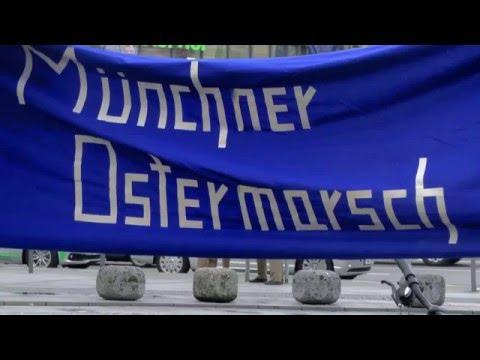 Ostermarsch München 2016: Rede von Tobias Pflüger, IMI Tübingen