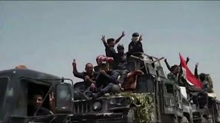 Iraqi security forces have launched an offensive to take back the city of Tal Afar, their next objective in the U.S.-backed campaign to defeat Islamic State militants.
