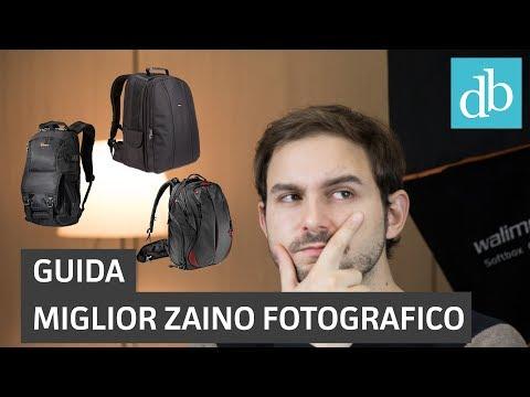Miglior Zaino Fotografico ITA: la selezione di Ottobre 2017 • Ridble