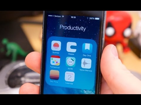 3 MORE productivity apps for iOS