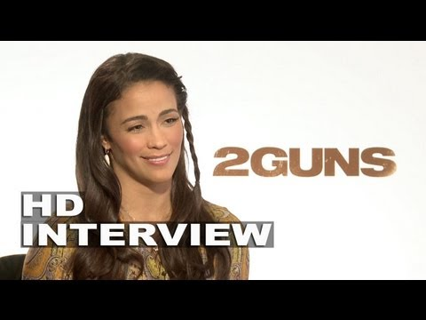 2 Guns Featurette 'Paula Patton'