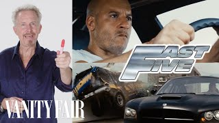 Fast Five's Stunt Coordinator Breaks Down the Vault Car Chase Scene | Vanity Fair