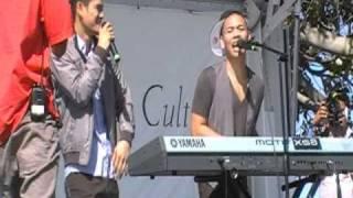 Download Lagu Jay R and AJ Rafael Perform Back At One Mp3