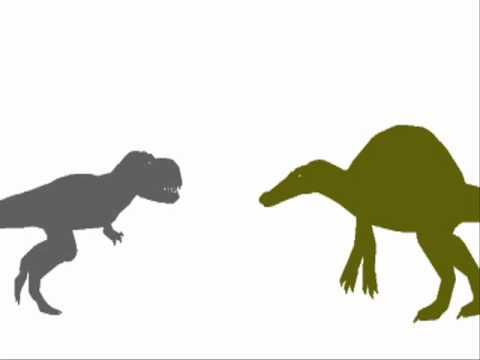 RE: PJFC-Spinosaurus vs Trex