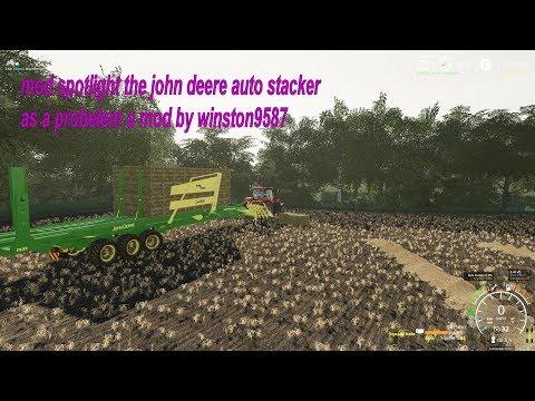 John Deere Bale Grab v1.0.0.0