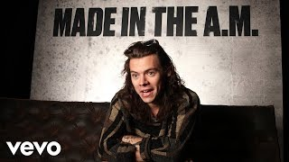 Music video by One Direction performing Made In The A.M. Track-by-track (Part 1). (C) 2015 Simco Limited under exclusive license to Sony Music Entertainment UK Limitedhttp://vevo.ly/RHHkFR