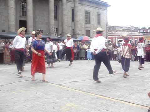 Baile Folklorico de Quetzaltenango (La Creación del Sol)