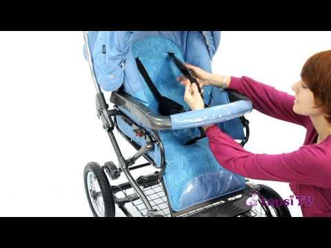 Классическая коляска Roan Marita Lux (цвет SC 05)