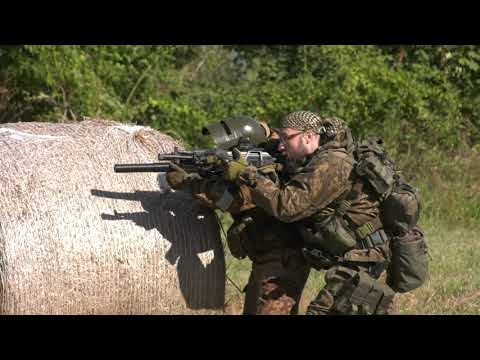 Katonai akció Nagyatádon