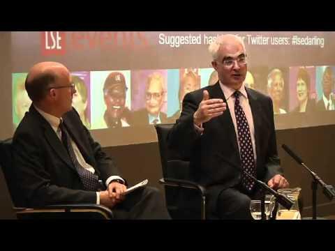 Die britische Wirtschaft: Vergangenheit und Zukunft