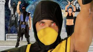 Cache City - Meet Me At The Top (Mortal Kombat Music Video)